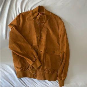 Other - Italian Suede Jacket